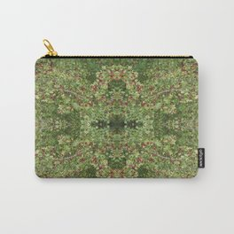 Hawthorn B Fractal Carry-All Pouch