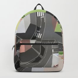 showville - urban living Backpack