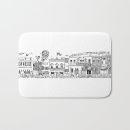 Main Street Bath Mat