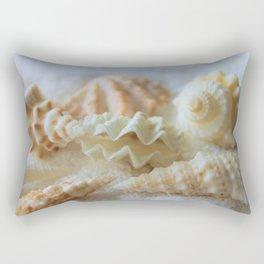 Seashells 3 Rectangular Pillow