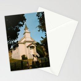 California Church - 35mm film Stationery Cards