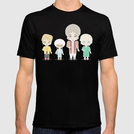 Girls in their Golden Years T-shirt