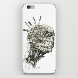 Growing Insanity iPhone Skin
