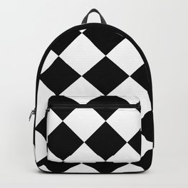 INDOORS (BLACK-WHITE) Backpack