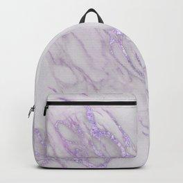 Ultra Violet Marble Backpack