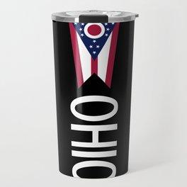 Ohio: Ohioan Flag & Ohio Travel Mug