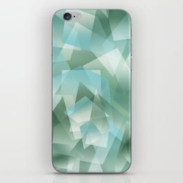 Abstract 219 iPhone Skin