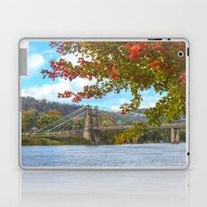 Fall at Wheeling Heritage Port Laptop & iPad Skin