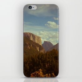 Half Dome - Yosemite National Park iPhone Skin