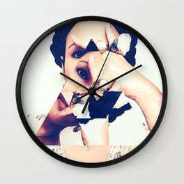 Trinity Wall Clock