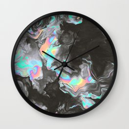 SPACE & TIME Wall Clock
