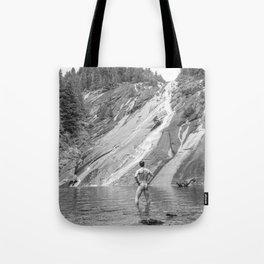 Bare Nature Tote Bag
