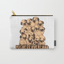 Pugness Overload Carry-All Pouch