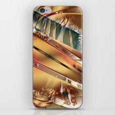 Broad-mindedness iPhone & iPod Skin