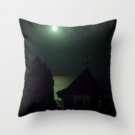 Southern night Throw Pillow
