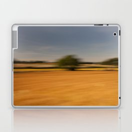 Moving Linseed Laptop & iPad Skin