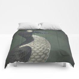 Great Auk  (Pinguinus impennis)  Comforters