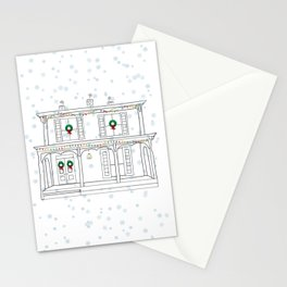 Haddaway House Holiday Stationery Cards