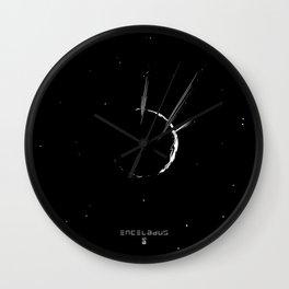 ENCELADUS Wall Clock