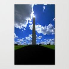 Freedom! Canvas Print