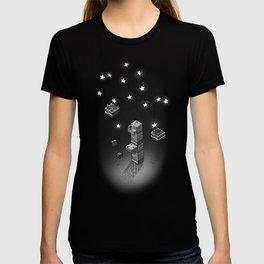 Cube Line Garden v2 T-shirt