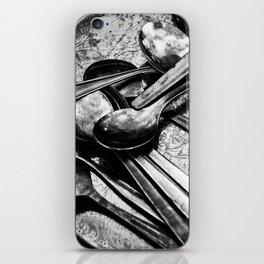 Spooning iPhone Skin