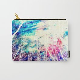 Colorful Forest Carry-All Pouch