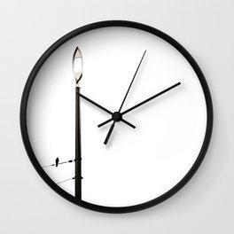 CONTEMPLATE Wall Clock