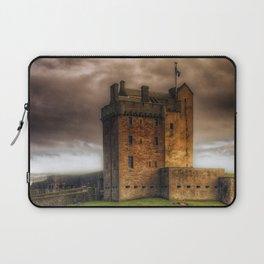 Broughty Ferry Castle Laptop Sleeve
