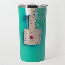 Pier Pressure Travel Mug