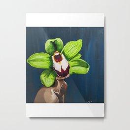 Orchidea  Metal Print