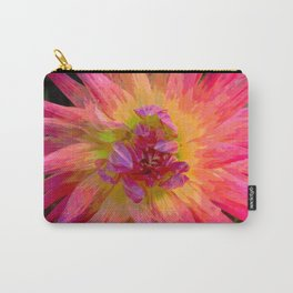 "Extreme Dahlia ""Hollyhill Margarita"" Carry-All Pouch"