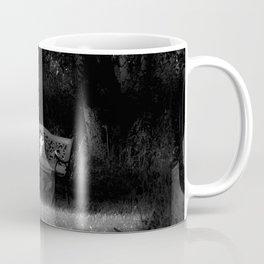 Cupid's Bench Coffee Mug