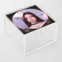 G.E.M. 睡皇后 Queen G Acrylic Box