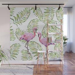 Flamingo  #society6 #buyart Wall Mural