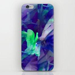 Butterfly in wonderland ... iPhone Skin