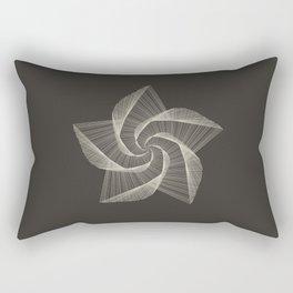 White Star Lines Rectangular Pillow