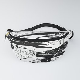 For the love of flying...... Fanny Pack