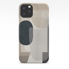 Abstract Geometric Art 52 iPhone Case