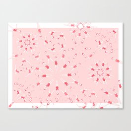 In Sync Canvas Print