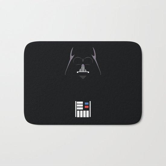 Star Wars - Darth Vader Minimalist Bath Mat