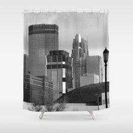 M.P.L.S. Shower Curtain