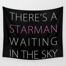 STARMAN #THIN Wall Tapestry