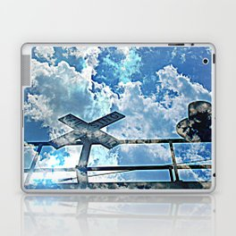 A Place In The Clouds Laptop & iPad Skin