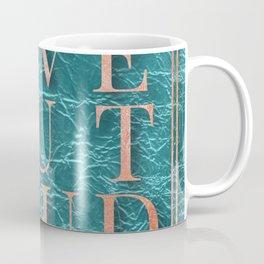 Live out loud Coffee Mug