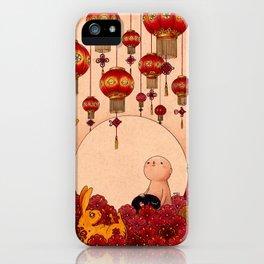 Mid Autumn Festival iPhone Case