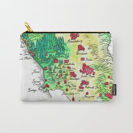 Sonoma County Carry-All Pouch