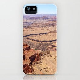 Awesome Grand Canyon View iPhone Case