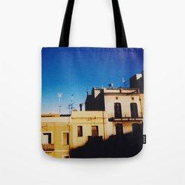 Gràcia en Lomo Tote Bag