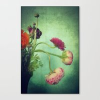 blur Canvas Prints featuring Blur  by KunstFabrik_StaticMovement Manu Jobst
